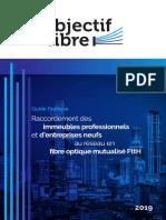 Objectif Fibre Guide Pratique 2019 Vf Bd