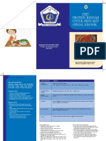 DIET PROTEIN RENDAH UNTUK PENYAKIT GINJAL KRONIK (1)