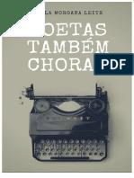 Poetas Também Choram - Ítala Morgana Leite