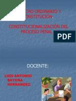 1_ Derecho Ordinario y Constitucion