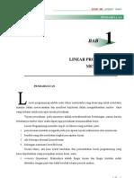 Program Linear Grafik