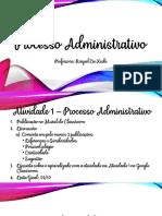 Níveis Organizacionais e Habilidades Administrativas