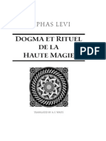 Levi - Dogme Et Ritual