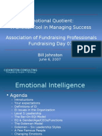 Bill Johnston -  Leadership