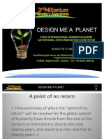 DESIGN ME A PLANET  A INTEGRAL OPEN INNOVATION SPACE