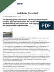 """110408 ksta_de """"Haas macht Druck beim Kleverhof"""""""