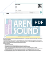 Arenal Sound 2022 Tickets 60999972