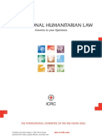 ICRC International Humanitarian Law  F.A.Q.