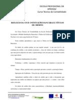 REFLEXÃO DA IBTC