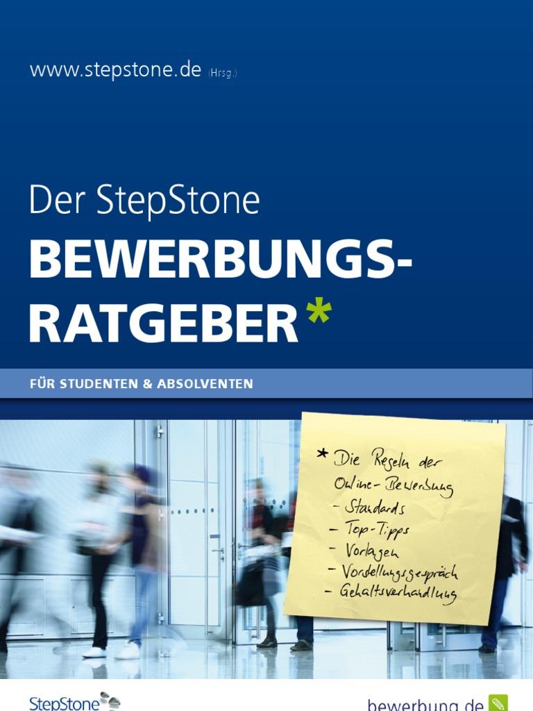 Bewerbungsratgeber Studenten Und Absolventen Auflage2