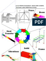 Tutorials-in-Finite-Element-Analysis-Using-MSC-Patran-Nastran