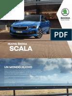 Skoda Scala Catalogo