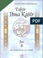 Tafsir Ibnu Katsir Juz 8