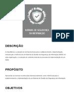 3 - Normas de Segurança da Informação