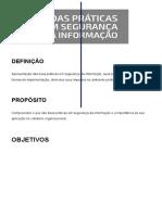 4 - Boas práticas em segurança da informação