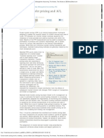 Funds transfer pricing and A_L modeling - Journal of Bank Cost & Management
