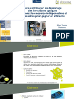 Webinaire-Fluke-networks-Distrame-De La Certification Au Dépannage Fibre Optique