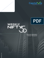 Nifty 50 Reports for the Week (11th – 15th April '11)