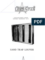 Sand Trap Louvers