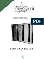 Sand Trap Louvers