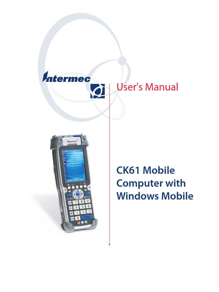 Intermec Sr61 Manual Pdf Download