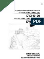 DVX-S120G
