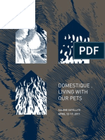 Domestique. Living with our pets - Salone Satellite Milano 2011