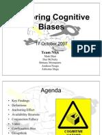 Psychology of Intel