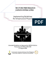 CPES Guidelines 2008