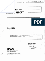 STS-31 Space Shuttle Mission Report