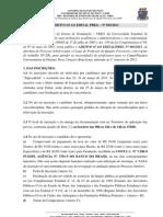 ADITIVO II AO EDITAL 003.2011.1 SUL