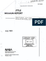 STS-40 Space Shuttle Mission Report