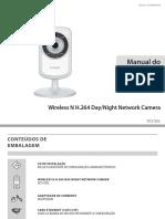 DCS-933L_A1_Manual_v1.00(PT)