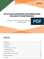 Os Atuais Cenários Dos Mercados Vegano e Vegetariano