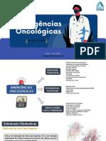 Emergências Oncológicas e Neoplasias de Origem Primária Ocultas (GOLD)