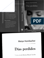 Dias Perdidos - Marya Hornbacher