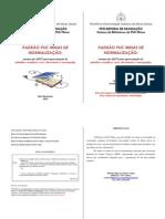 Manual PUC Minas 2010 (TCC, dissertações, teses)