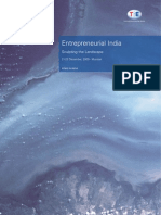 Enterpreneurship in India