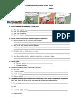 Exercícios de pontuação e frases_ eja