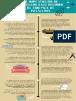 La Importación de Vehículos Bajo Régimen de Equipaje de Pasajeros (1)