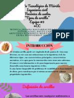 Tipos de Arcilla (Equipo3)