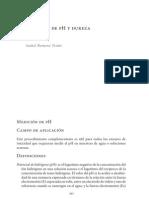 valoracion del EDTA