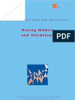 Guidelines on Credit Risk Management