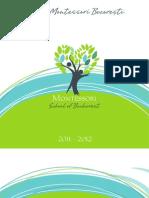 Brosura Scoala Montessori Bucuresti2011-2012