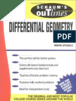 Schaum's Differential Geometry -- 277