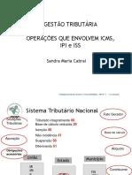 1A. AULA OPERAÇÕES QUE ENVOLVEM ICMS IPI E ISS (1)