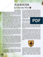 WFB8 - Malbaude Le Chevalier Noir  [Fanmade by Vlast de Naggarond]