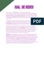 Manual de Redes (Ccpm)