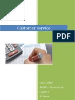 0487 - Servio Ao Cliente