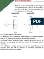 Chap3 Transistors Bipolaires